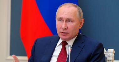 Russia's Putin warns of worsening global instability