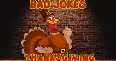 Bad jokes for Thanksgiving