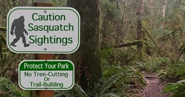 sasquatch sign crop