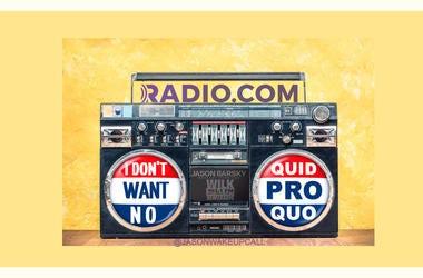 Jason Barsky Show, Trump Rap, No Quid Pro Quo