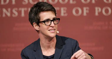 MSNBC's Maddow reaches record audience with Parnas interview