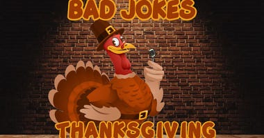 Bad jokes for Thanksgiving