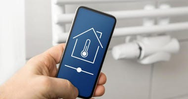 Smart Home Heating