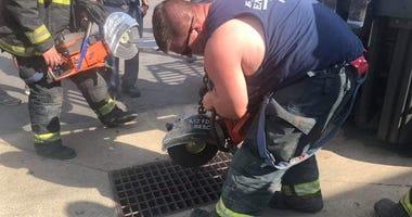 Taylor Fire Rescue Facebook photo 6/22/20