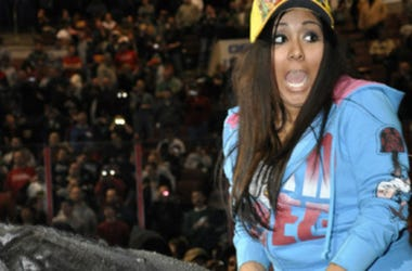 Snooki - Wing Bowl 18