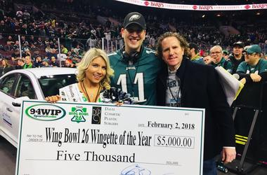 Wing Bowl 26 wingettes
