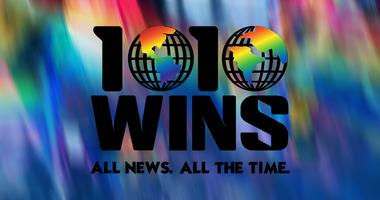1010 WINS PRIDE LOGO