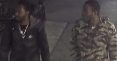 Manhattan Robbery Suspects
