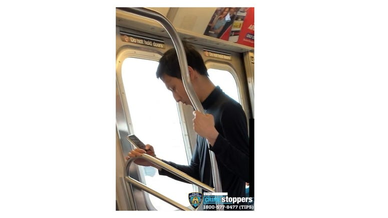 A Queens man is accused of sexually abusing a teenager on the 7 train.