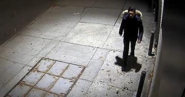 Suspect sex attack