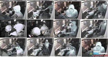 NYPD Bronx jewelry store robbery