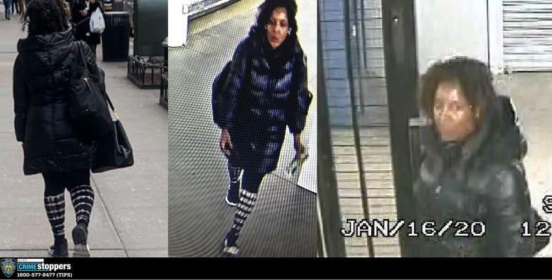 Chelsea subway bleach attack suspect