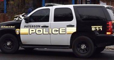 Paterson, NJ Police Car