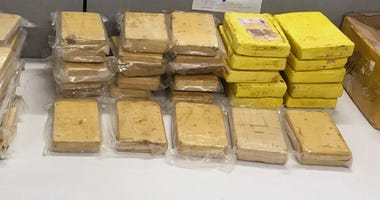 70 kilograms of suspected cocaine seized in the Bronx