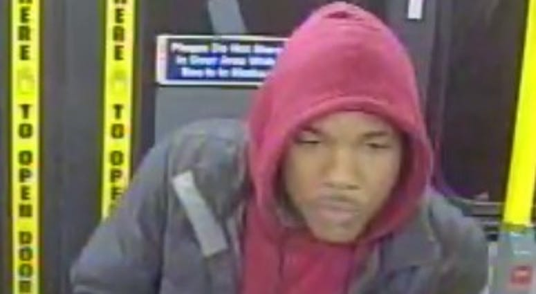 Suspect wanted by NYPD