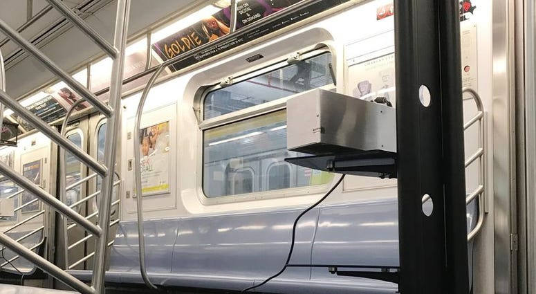 MTA UV