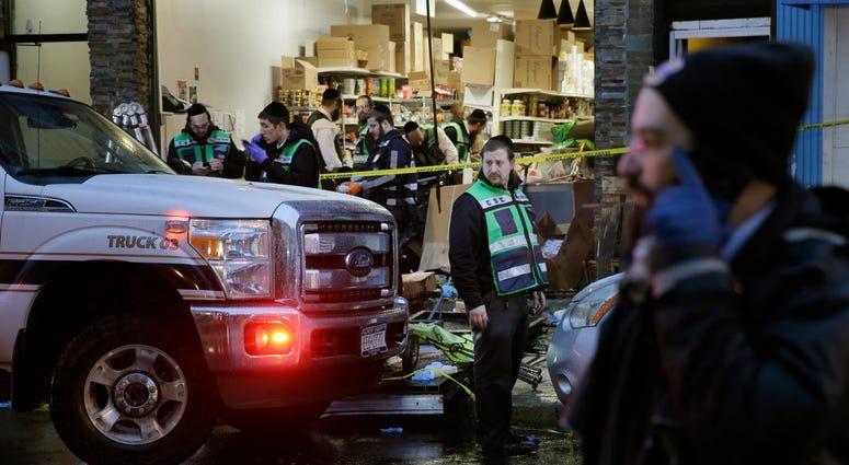 JC kosher market