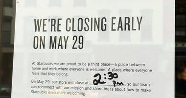 Starbucks Anti-Bias Training