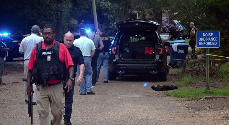 Mississippi Cop Shooting