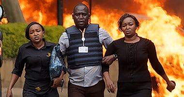 Kenyan terrorist attack