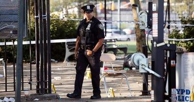 Brooklyn mass shooting