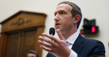 Mark Zuckerberg grilled by House