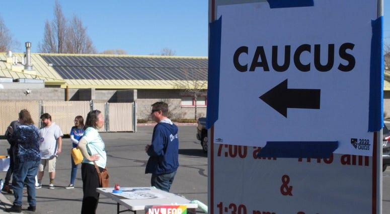 Nevada caucuses