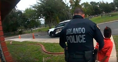 Orlando Police Department/Orlando Sentinel via AP