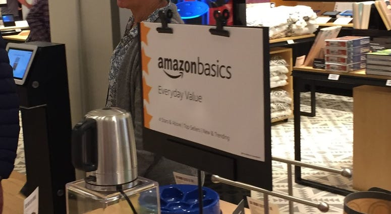 Amazon has opened 'Amazon 4-Star' on Spring Street in SoHo.