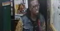 Cops are looking for a guy who tried to burn down a bodega after hurling racist slurs at the clerk.