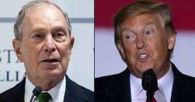 Bloomberg Trump