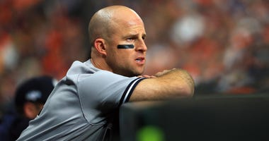 Brett Gardner of the NY Yankees