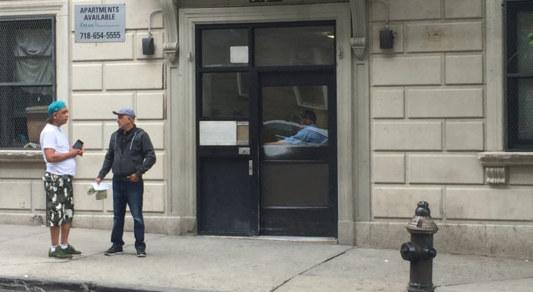 Pregnant Woman Stabbed In The Bronx