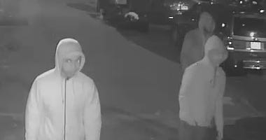 Cops are looking for three guys who have been robbing people at gunpoint in Brooklyn and Queens.