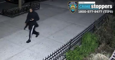 Cops are looking for a guy who sexually assaulted a woman he followed into a Brooklyn building.