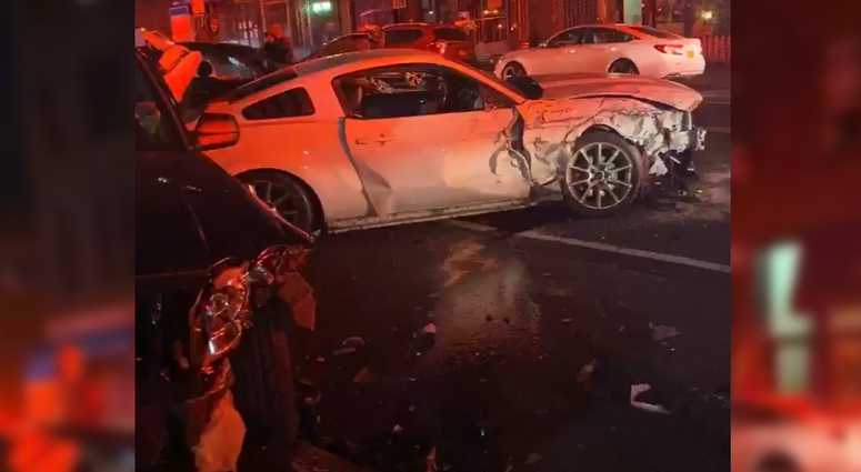 Brooklyn accident