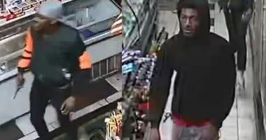 Suspects in bodega stabbing