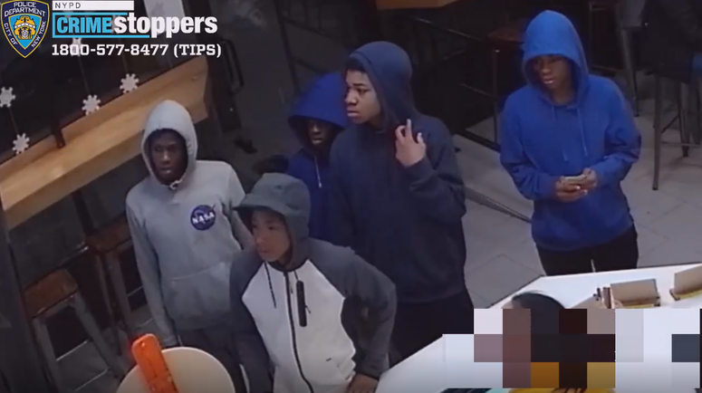 Teen robbery suspects