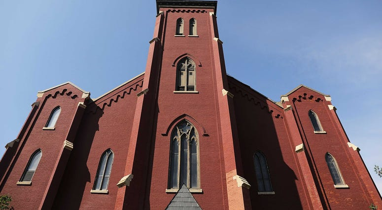 St. Lucy's-St. Patrick's Church in Brooklyn