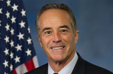 New York Congressman Christopher Collins file image.