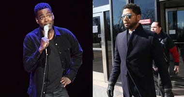 Chris Rock Jussie Smollett