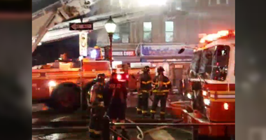 Crown Heights fire