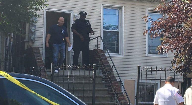 Bronx domestic shooting