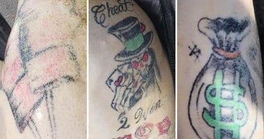 Tattoos found on dead body in Brooklyn