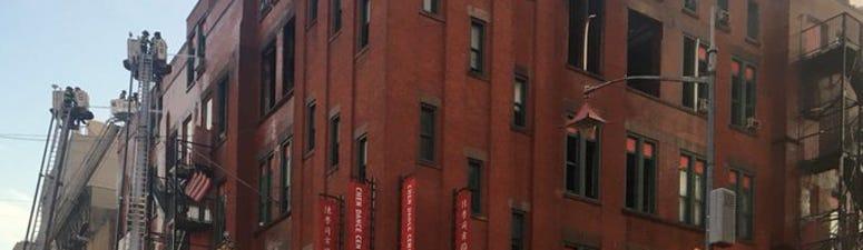 70 Mulberry Street Chinatown
