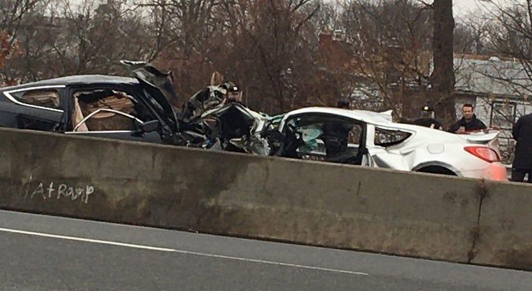 3 killed in Queens crash