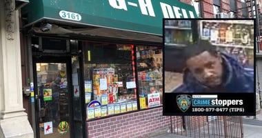 Man stabbed at Morningside Heights deli