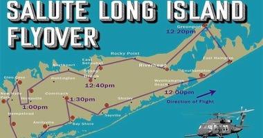 Long Island Flyover