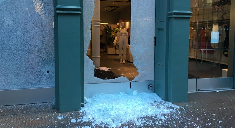 NYC looting