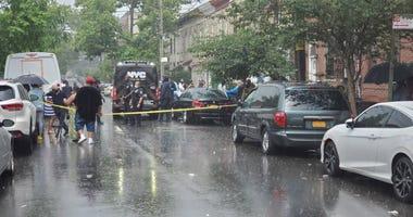 Double fatal shooting Brooklyn